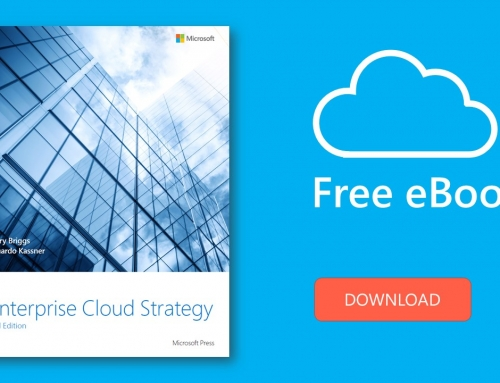 Enterprise Cloud Strategy: Microsoft eBook