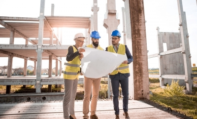 Construction industry is a Project Business