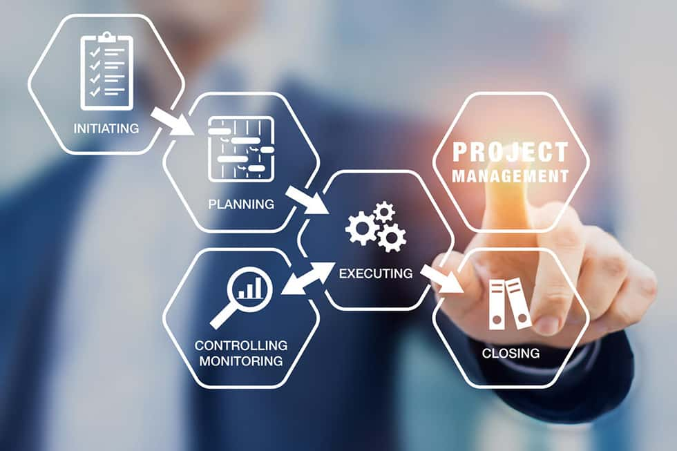 project business automation - project operations