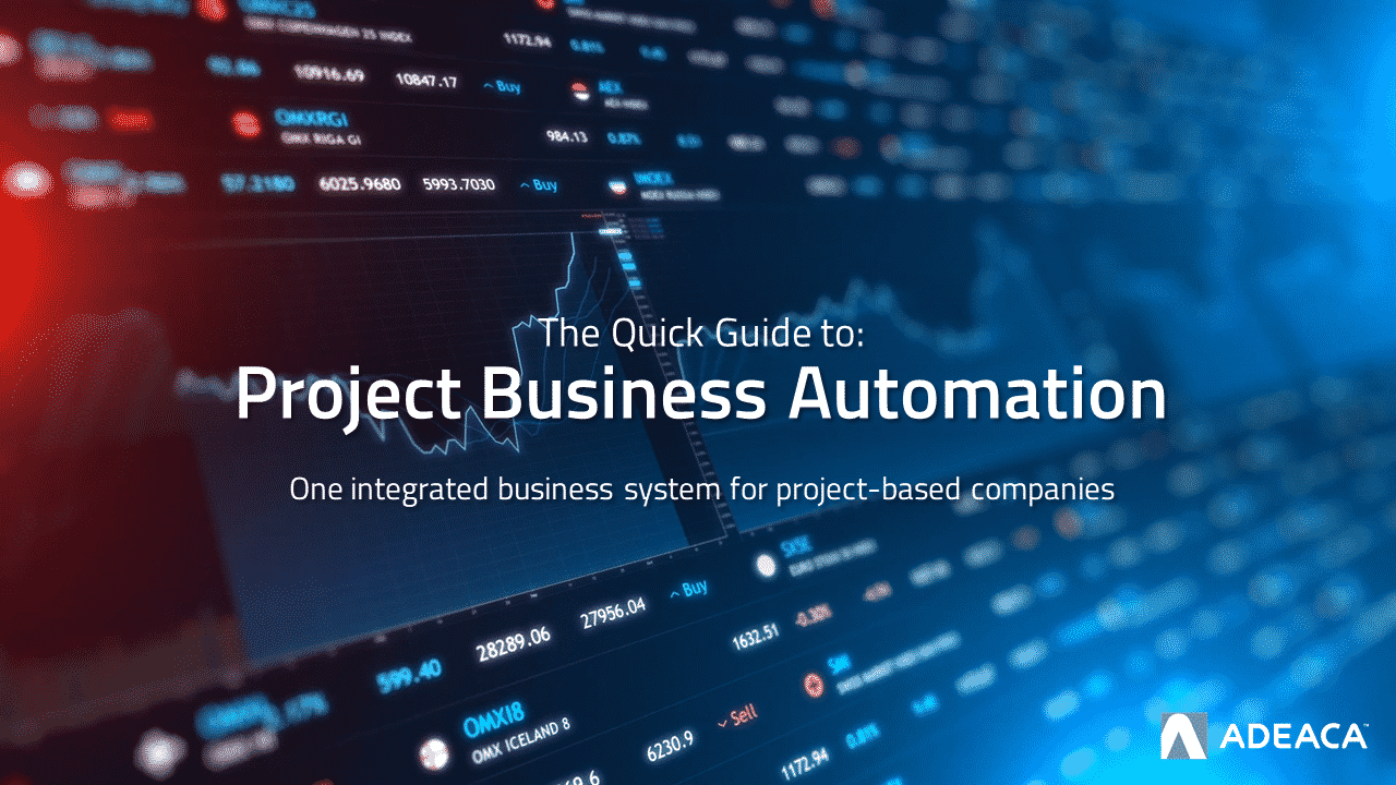 project business automation guide