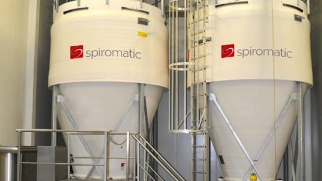 Spiromatic is a leading European supplier in the market of dough processing with total solutions from hardware to controls. Spiromatic develops durable total solutions for automated storage, conveying and dosing of dry & liquid raw materials for the food industry.
